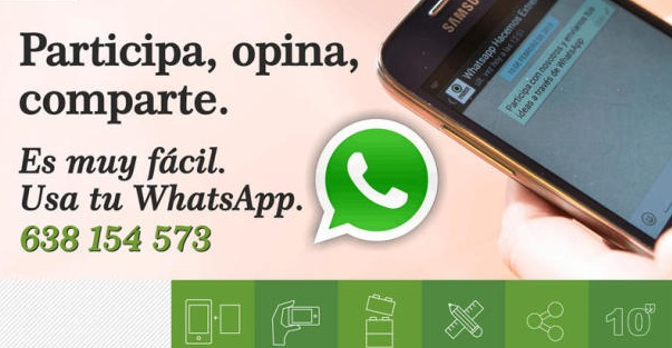 whatsapp para noticiass