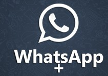 whatsapp plus Logo