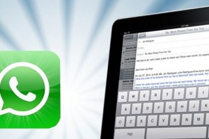 ipad whatsapp